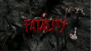 Видео всех Fatality и Babality