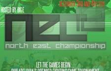 Видео с турнира NEC12