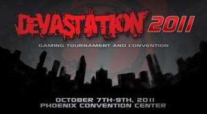 Видео по Mortal Kombat 9 с турнира DEVASTATION 2011