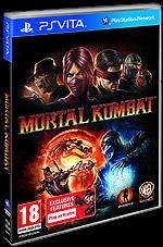 Mortal Kombat на PS Vita