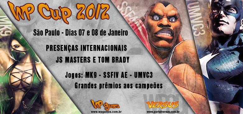 Видео с турнира WP Cup 2012 по Mortal Kombat 9