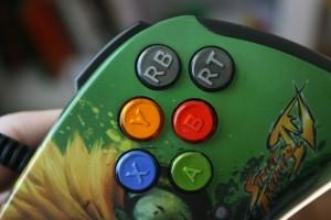 Street Fighter IV FightPad