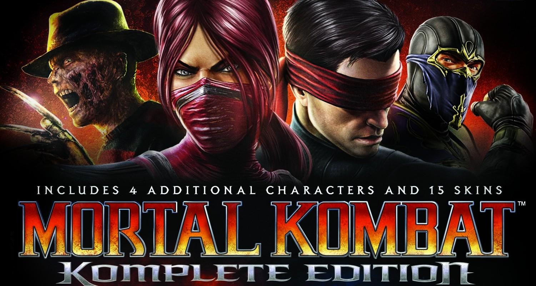 Коды и удары в Mortal Kombat (2011)